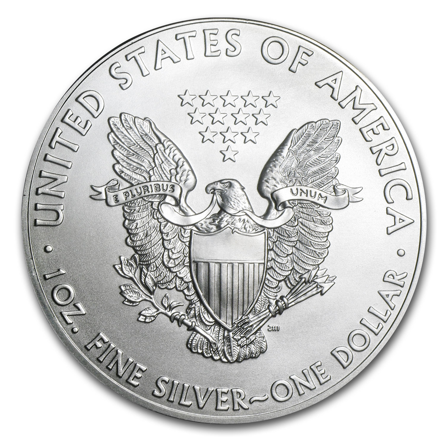 2014-W Burnished Silver Eagle - MS-70 NGC - Early Releases